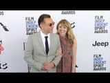 Natasha Lyonne and Fred Armisen 2017 Spirit Awards Arrivals