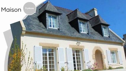 A vendre - Maison/villa - Lesneven (29260) - 5 pièces - 141m²