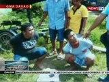Dalawa umanong tulak ng droga, arestado sa buy-bust operation sa Davao City