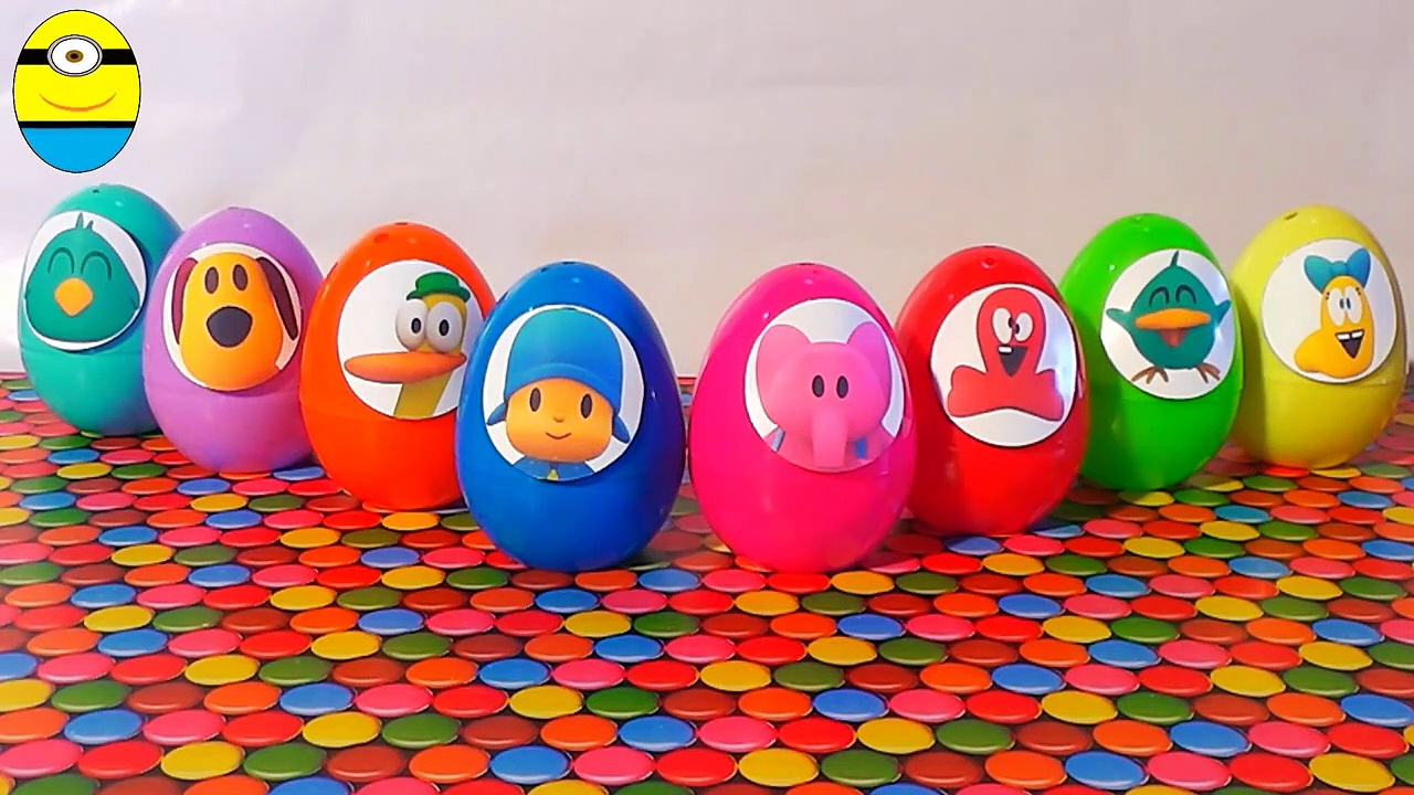 Surprise eggs unboxio and friends eggs surprise toys