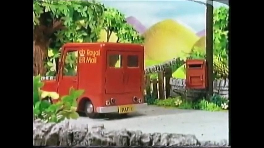 Start and End of Postman Pat's Bumper Collection VHS (Monday 2nd October 1995) | Godialy.com