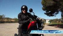 Honda CMX 500 REBEL 2017 : essai Moto Magazine