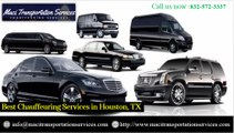 Professional Transportation Services in Houston @ Maci Transportation Services