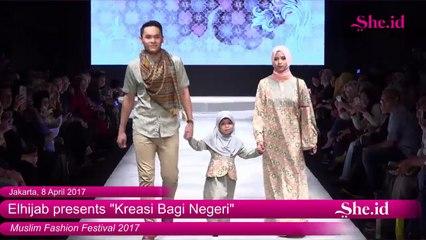 "Fashion Show Elhijab presents ""Kreasi Bagi Negeri"" - Muslim Fashion Festival (18)"