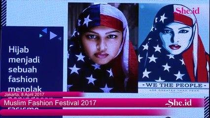 "Fashion Show ""WARDAH Youniverse"" - Muslim Fashion Festival"
