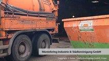 Rohrreinigung Herne - Müntefering Industrie u. Städtereinigung GmbH