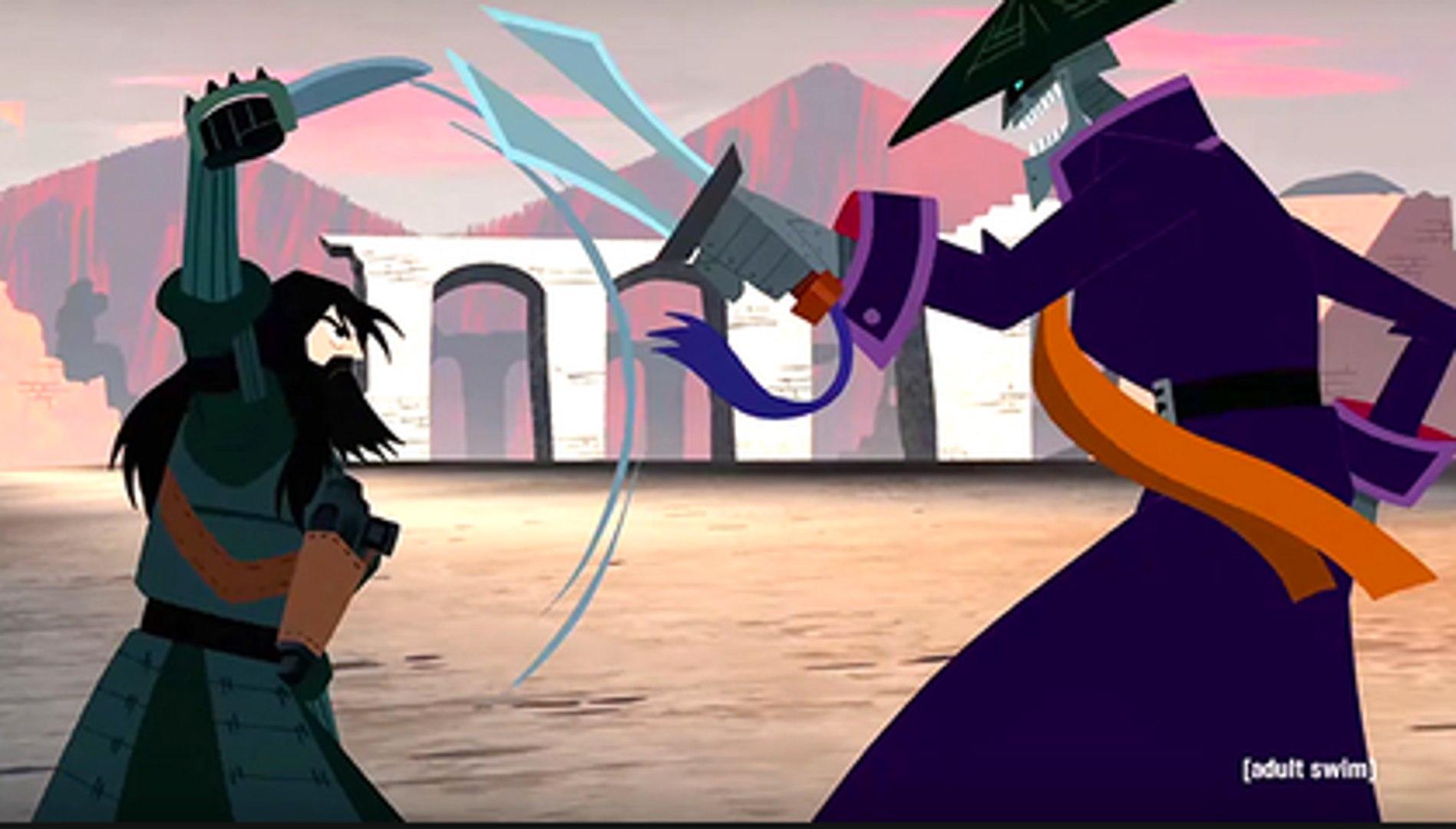 Samurai Jack Season 5 Episode 5 - XCVII - Episode Free HD Online.