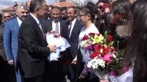 Kayseri Bakan Özhaseki Allah CHP'lileri O Adamdan Kurtarsın