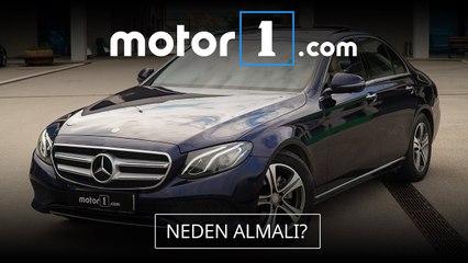 2017 Mercedes Benz E220d İncelemesi - Neden Almalı?