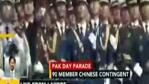 Indian Media Report Over Chinese Troops March In Pakistan Day Parade
