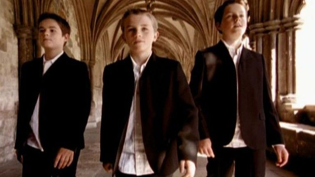 The Choirboys - Tears in Heaven/video