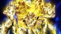 Chevaliers du zodiaque / Saint Seiya Soul of gold : Bande son