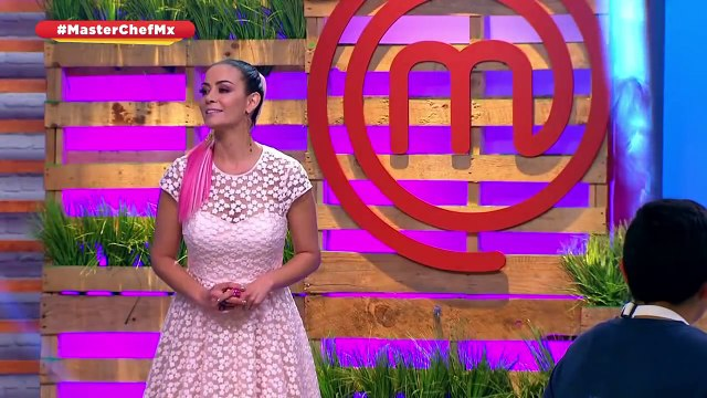 ¡Así se va Ana Paula de Masterchef Junior!  Masterchef junior