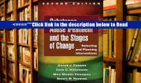 Read Substance Abuse Treatment and the Stages of Change, Second Edition: Selecting and Planning