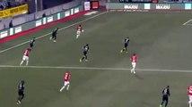 Maurice Dale Goal HD - Nancy 1-0 Rennes - 08.04.2017