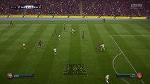 FIFA 17 - Barcelona Tiki-Taka Goal