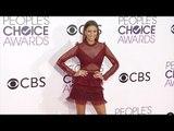 "Renee Bargh ""People's Choice Awards"" 2017 Red Carpet"