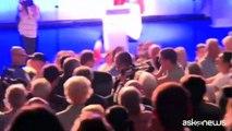Ajaccio : Le meeting de Marine Le Pen évacué à cause de bagarres