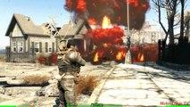 FALLOUT 4 Suicide Nuke Bomber! (Super Mutant Suicider)