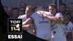 TOP 14 ‐ Essai Jayden SPENCE (BOR) – La Rochelle-Bordeaux-Bègles – J23 – Saison 2016/2017