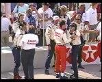 CART Road America 1996 Huge crash Johnstone Unser Jr blow up
