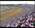 CART Michigan 1996 Huge crash Fittipaldi