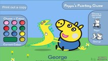 Peppa Pig Colou Pages 2015 NEW - Peppa Coloring Painting Games - Peppa Pig Pig Colouring G