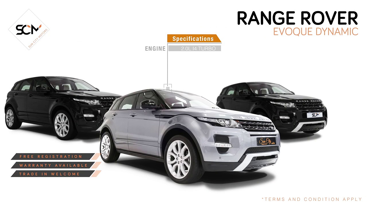 Range Rover Dubai Price- Range Rover Evoque For Sale