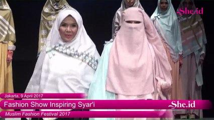 Fashion Show Inspiring Syar'i - Muslim Fashion Festival (23)