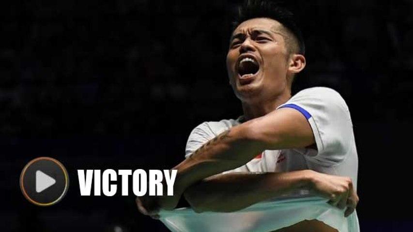 Malaysian Open: Lin Dan defeats Chong Wei in final