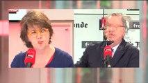 """Richard Ferrand : """"Sur les questions internationales, les positions d'Emmanuel Macron sont les moins fluctuantes"""""""