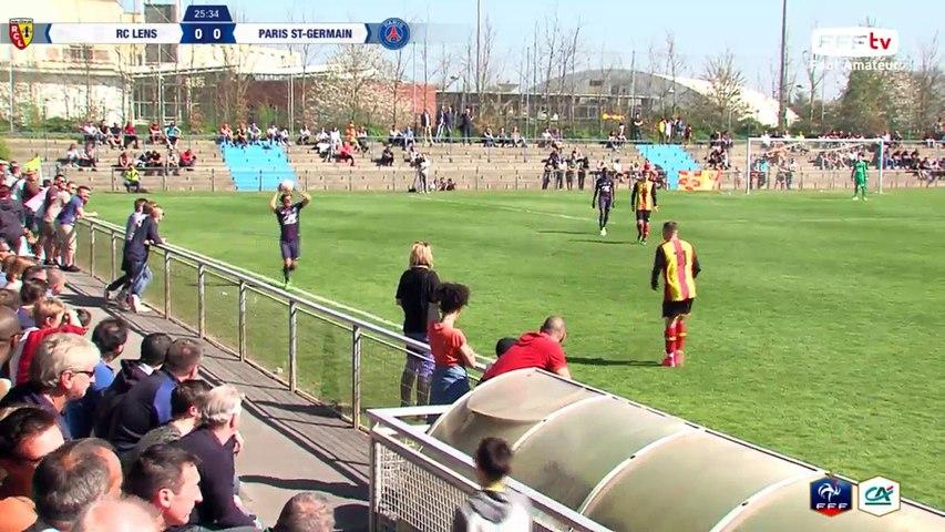 Dimanche 09/04/2017 à 14h45 - RC Lens - Paris SG - Coupe Gambardella Crédit Agricole - Quarts de finale (8)
