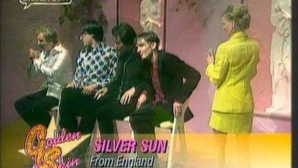 Silver Sun - Golden Skin