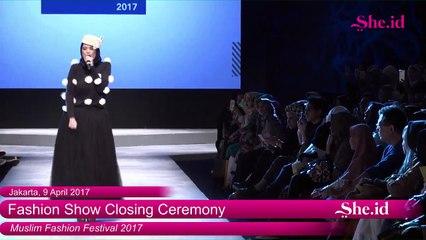 Fashion Show Closing Ceremony Muffest 2017