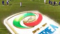 Borriello M. (Penalty) GOAL Cagliari1-0Torino 09.04.2017