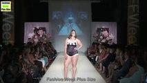 Fashion Week Plus Size 2017 - Big Size women - But The Lingerie - Fashion Show -