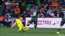 Fedor Smolov penalty Goal HD - Krasnodar 1-0 CSKA Moscow - 09.04.2017 (Full Replay)