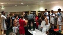 Coupe Gambardella : la joie des jeunes olympiens qualifiés pour les demi-finales