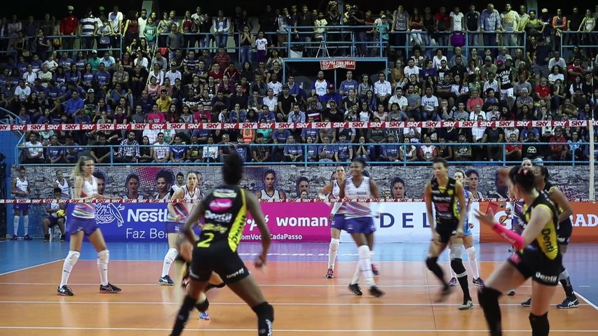 Vôlei Nestle (Osasco) x Praia Clube - Semifinal - Superliga