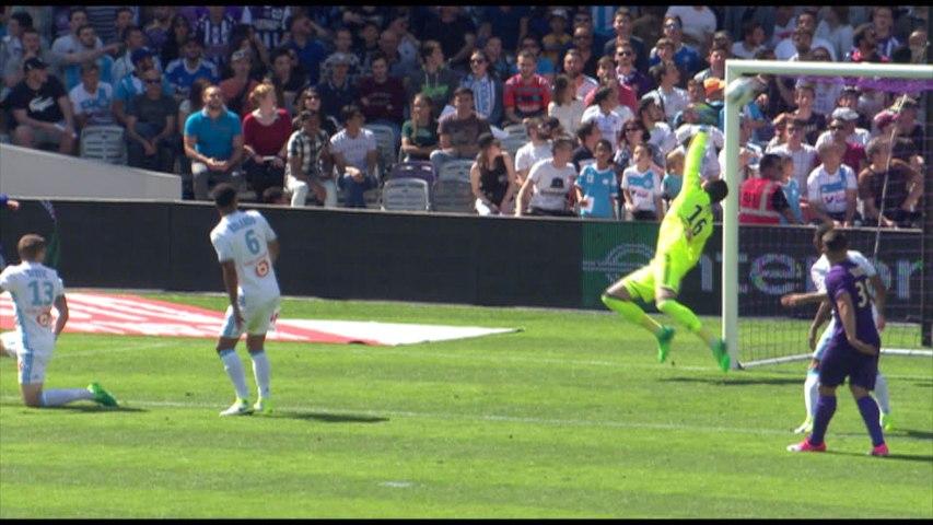 L'action du match : Braithwaite touche du bois !