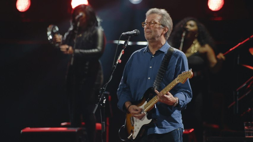 Eric Clapton - Live At The Royal Albert Hall, London / 2015