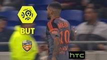 But Sylvain MARVEAUX (49ème) / Olympique Lyonnais - FC Lorient - (1-4) - (OL-FCL) / 2016-17