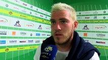 Jordan Veretout : «Aller à Marseille avec de l'ambition»