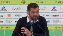 Foot - L1 - Nantes : Conceiçao «Pas facile de jouer ici !»