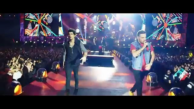 One Direction  Where We Are - The Concert Film Official Trailer  1 (2014) HD(360p)