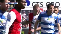 Feyenoord 2-2 Samenvatting PEC Zwolle 09-04-2017 All Goals & Highlights HD