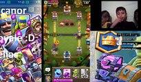 clash royale chispitas contra todas las cartas de clash royale!!ymas(nicanor royale)