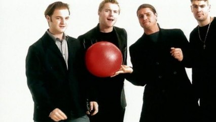 Boyzone - When The Going Gets Tough
