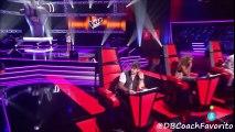 Audicion Aroa (La Voz Kids 3) Audiciones a ciegas 5...