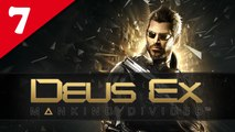 Deus Ex : Mankind Divided #07 - Difficile | Let's Play en direct FR
